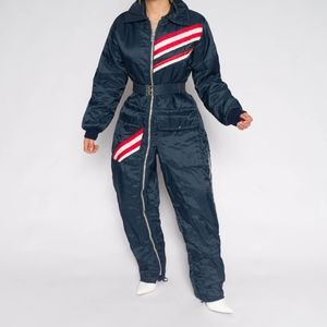 Vintage Other - Vintage U.S.A. Ski Pant Suit